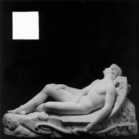 Robert Mapplethorpe, Sleeping Cupid (1989)