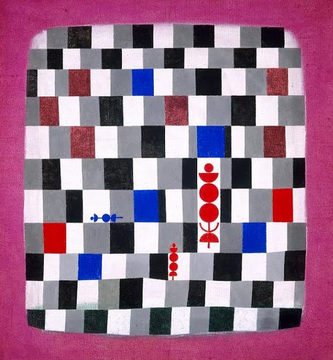 Paul Klee, Super-Chess (1937)