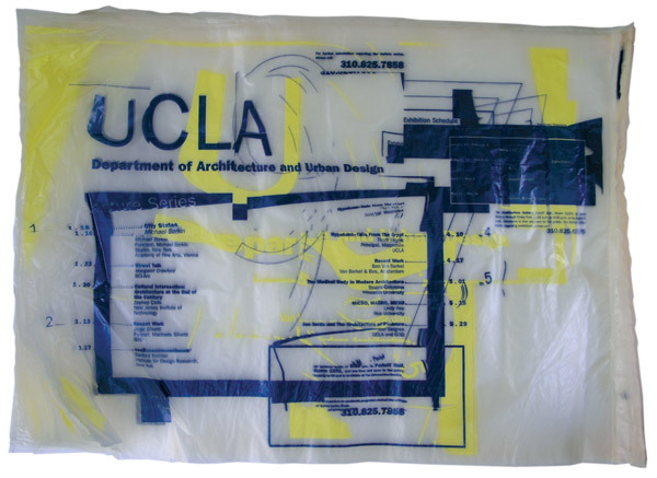 Rebeca Méndez, materials for UCLA Department of Architecture and Urban Design (2002)