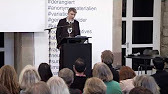 Symposium Speculations on Anonymous Materials - YouTube