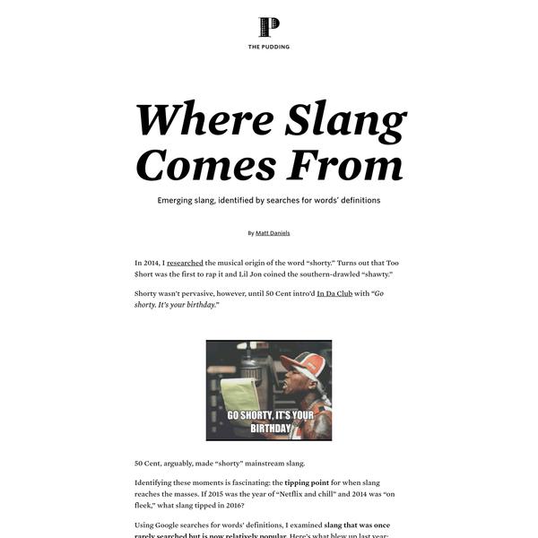 Shorty slang definition