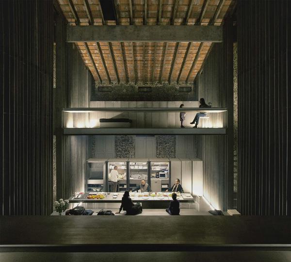 RCR Arquitectes, Casa Olot