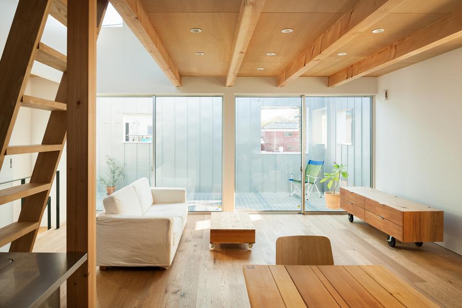 Are.na / House-in-Chiba-Yuji-Kimura-Design-Small-House-Japanese ...