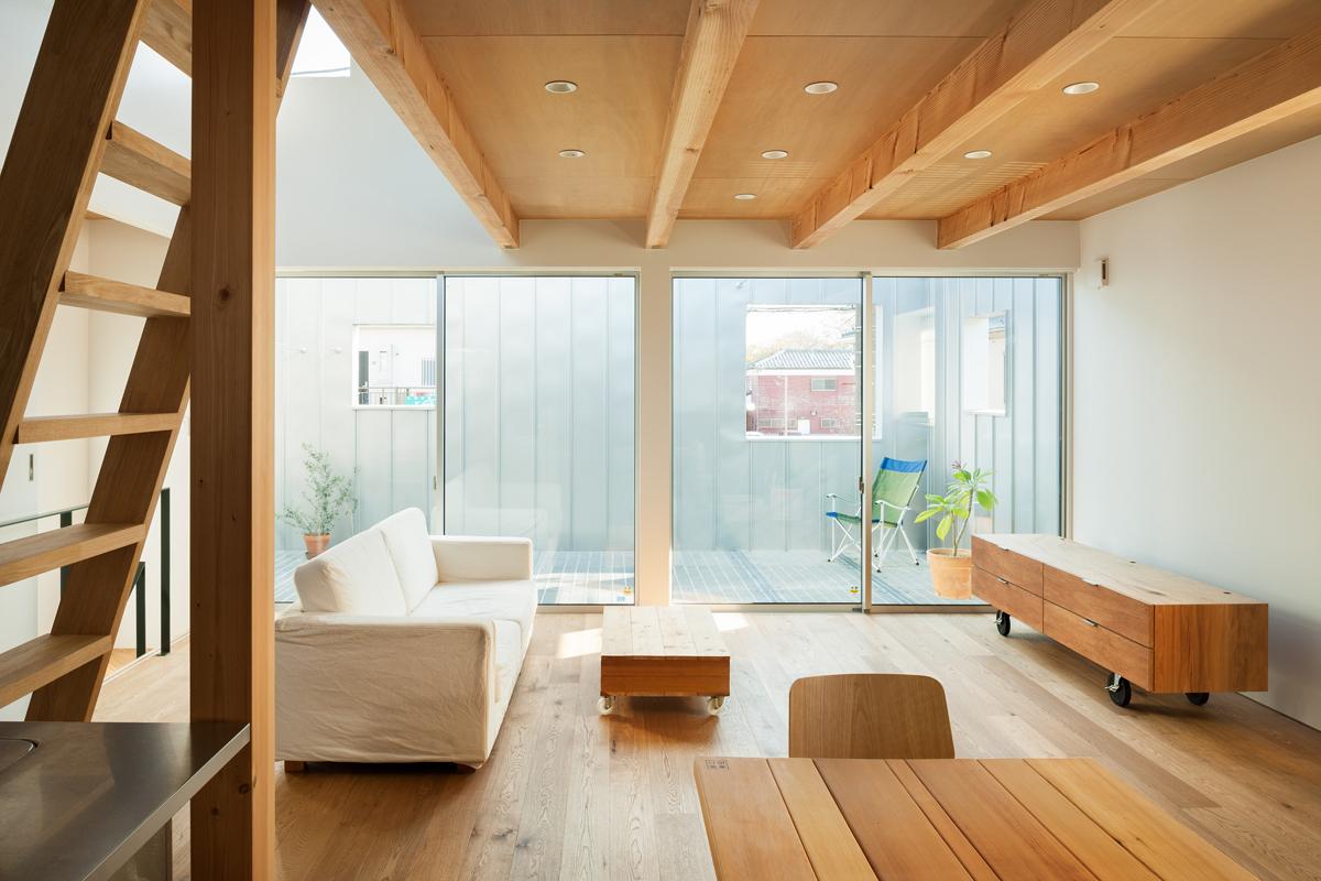 Home Japanese Small Living Room Design