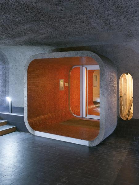 Romain Laprade - Halls d'entrée, Paris