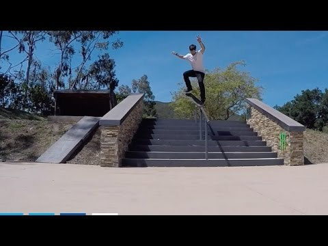 """Subscribe to The Berrics 👉 http://bit.ly/TheBerricsYoutube Chris Cole grabbed his GoPro and his filmer board, and he answered the eternal question """"If a skater kills it in the forest and no one is around to see it, did it really happen?"""""""