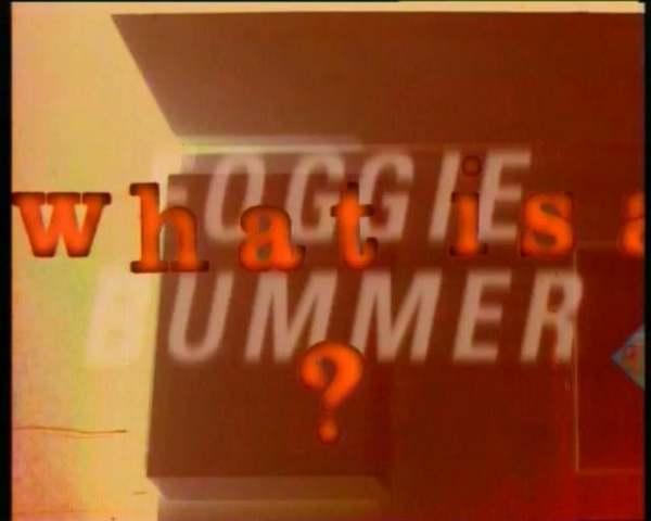 TV animation   BBC Radio Scotland   Foggie Bummer