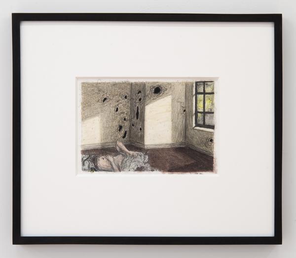 2017.03 Dan Herschlein: Safe As Houses, In An Empty Room, 2017