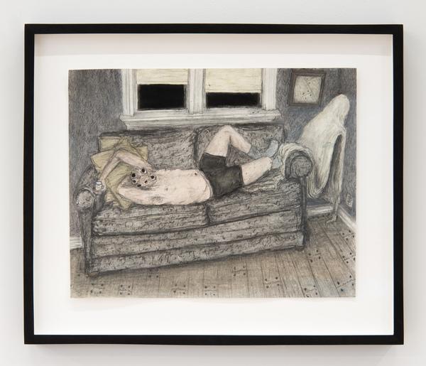 2017.03 Dan Herschlein: Safe As Houses, Soon, Soon The Flesh, 2017