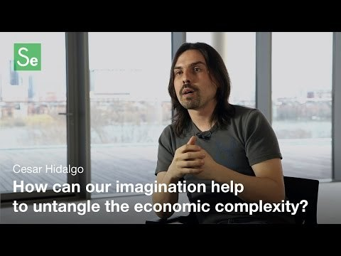 Serious Science - http://serious-science.org/videos/289 The assistant professor at the MIT Media Lab and faculty associate at Harvard University's Center for International Development, Cesar Hidalgo on economic complexity, crystallizing the imagination and its role in prosperity of some nations