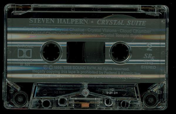 Steven Halpern – Crystal Suite