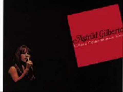 """from Gilberto Golden Japanese Album. Recorded 1969. Japanese title is """"Isoshigi."""""""