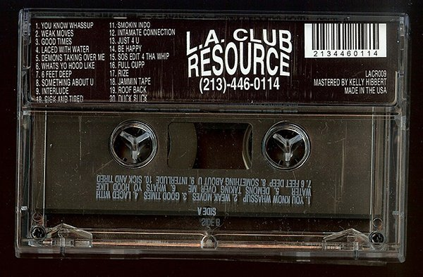 Delroy Edwards – S.D.F. Cassette