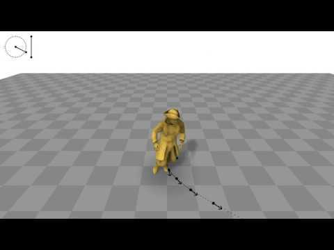 Phase-Functioned Neural Networks for Character Control