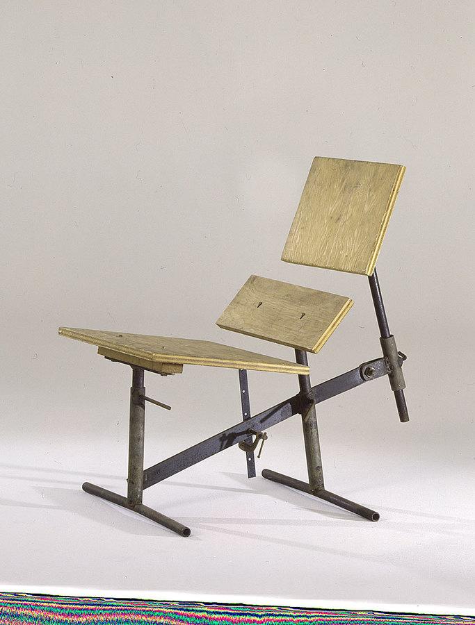 Adjustable Jig, Eames Office