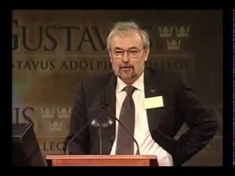 Robin I. M. Dunbar at Nobel Conference 44