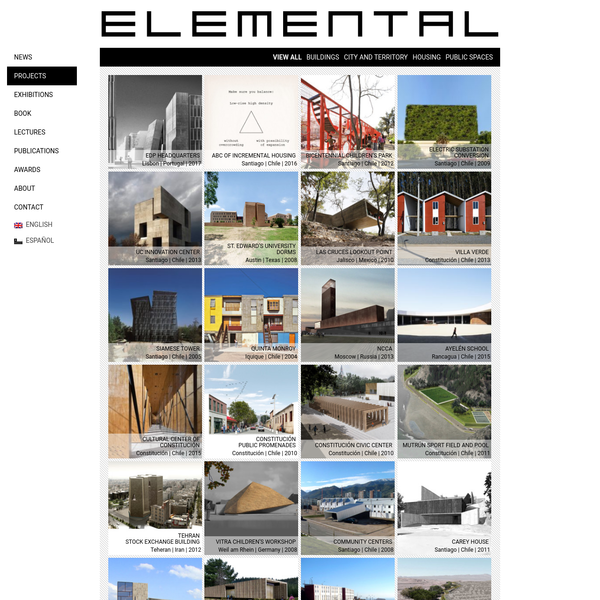 """Projects """" Elemental"""