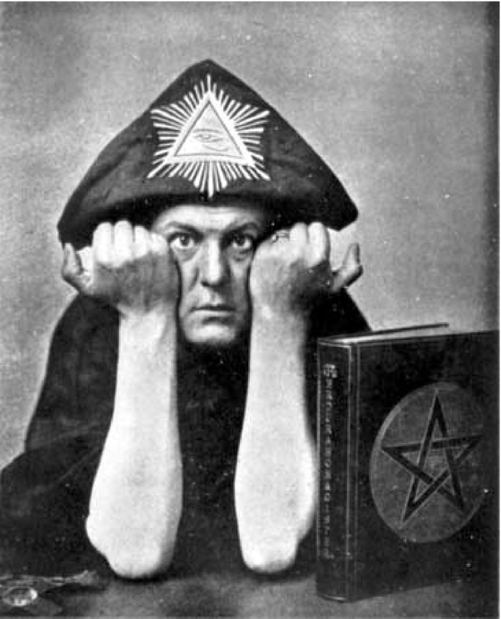 Aliester Crowley