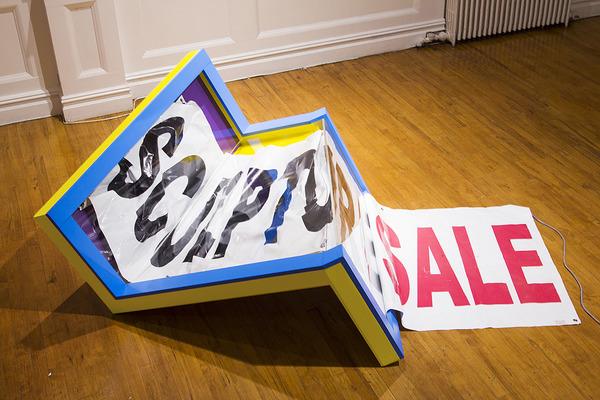 Borna Sammak, Sculpture Sale, 2012