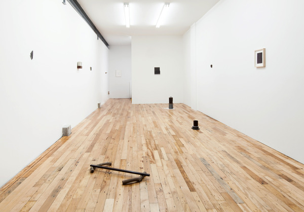 Bill Walton, Bill Walton, Installation view, 2012