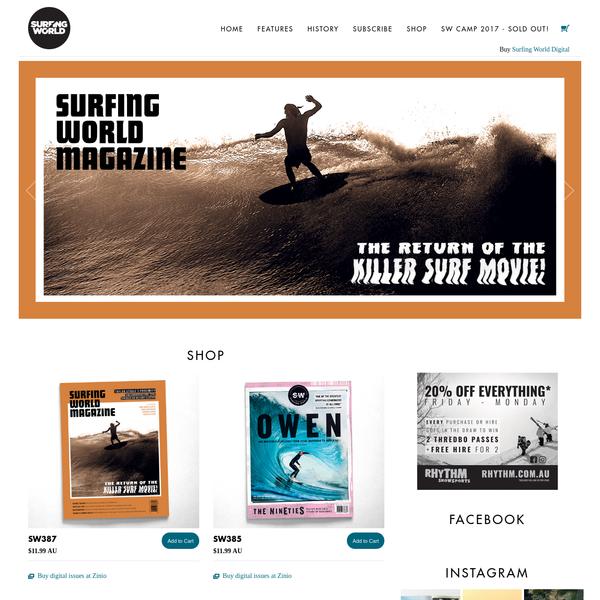 Surfing World | Home