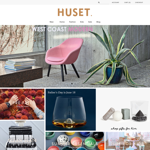 Huset | Your house for modern Scandinavian living