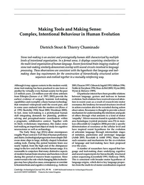 Stout-and-Chaminade-2009.pdf