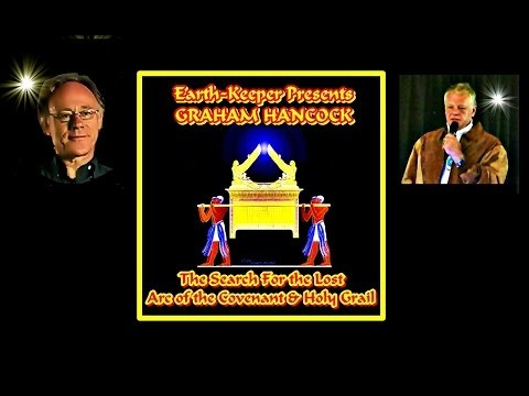 Earth-Keeper 2017 : View in HD _ Graham Hancock's superb presentation on the 'Search for the Lost Arc of the Covenant, Solomon's Temple & The Holy Grail', is captivating from start to finish. Presented Live @ the Earth-Keeper Arizona Wesak Event, in Scottsdale. Absolutely worth your time, brilliant information, very well researched and articulately presented.