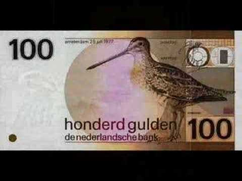 Film clip about Dutch graphic designer and banknote designer Oxenaar