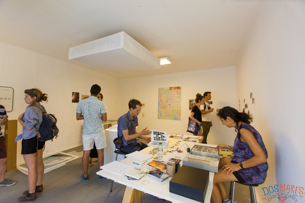 Open studio Liz-Ann Vincent-Merry
