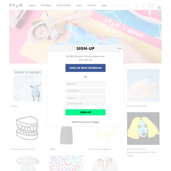 Shop Create Unique Designs Print All Over Me