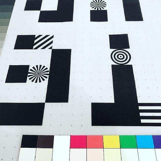 Technique: Modular typographic system for TECHNIQUE /// LONDON EC1 #patrickthomas #patrickthomasstudio