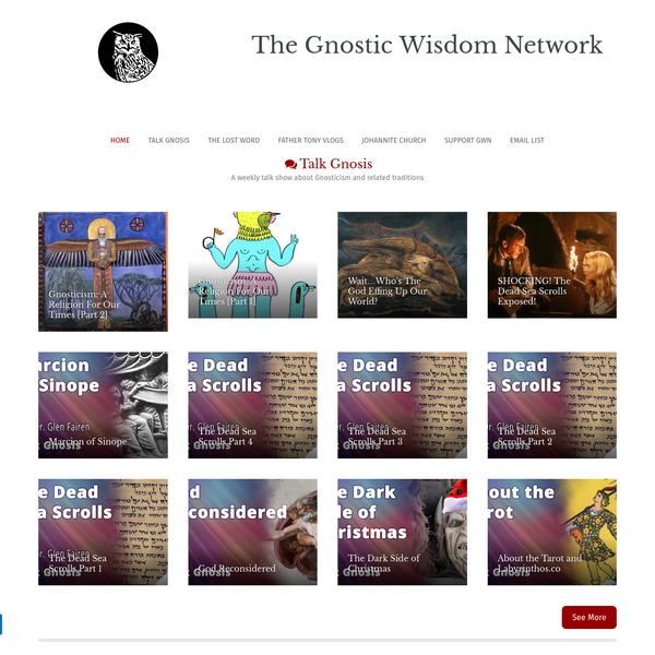 The Gnostic Wisdom Network