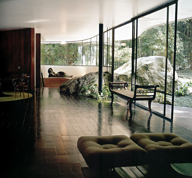 """Casa das Canoas"" by Oscar Niemeyer"