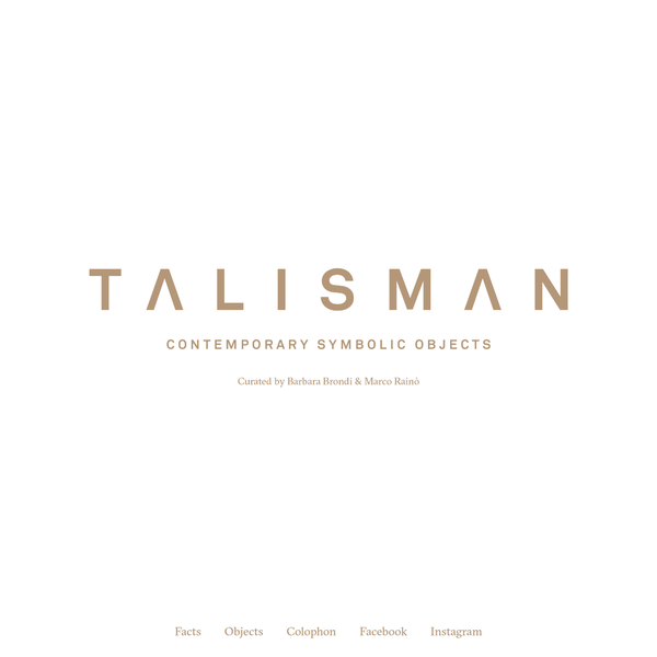 Talisman · Contemporary Symbolic Objects