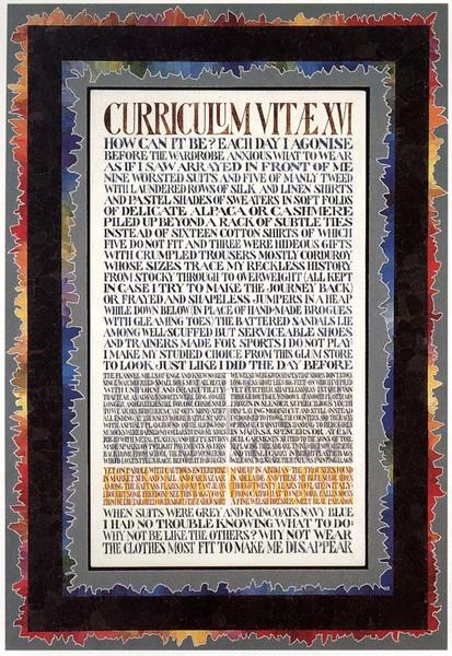 _Curriculum Vitae XVI_, 1986–92  http://www.tomphillips.co.uk/works/paintings/item/5640-curriculum-vitae-xvi-xx