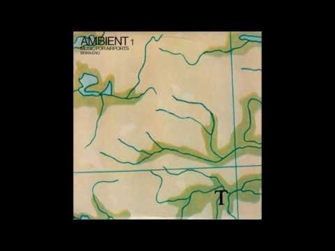 Ambient 1: Music for Airports is the sixth studio album by Brian Eno. It was released by Polydor Records in 1978. The album consists of four compositions created by layering tape loops of differing lengths.