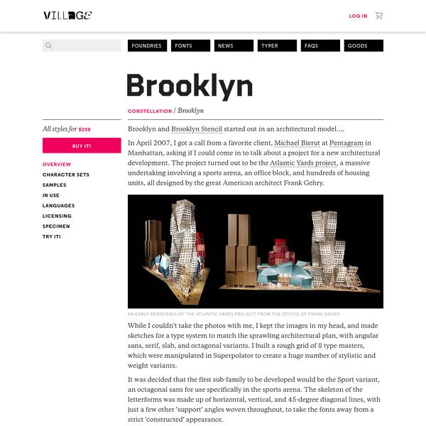Village: Brooklyn