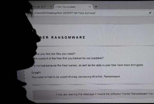 Another Massive Ransomware Outbreak Has Battered Ukraine And Is Spreading Fast