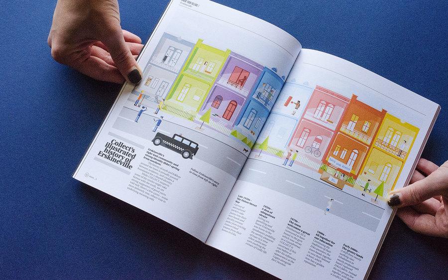 Collect Magazine Illustrations