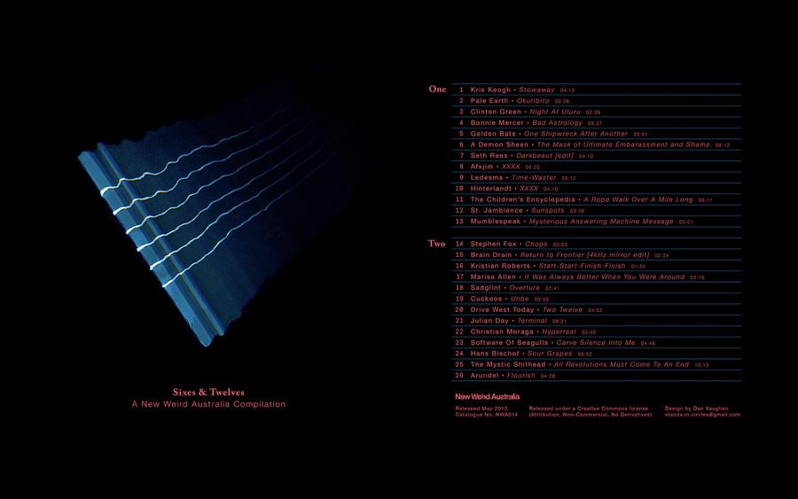 Sixes & Twelves — Album Artwork