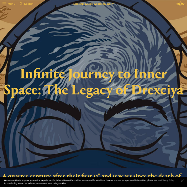 Infinite Journey to Inner Space: The Legacy of Drexciya | Red Bull Music Academy Daily