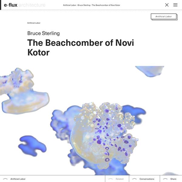 The Beachcomber of Novi Kotor
