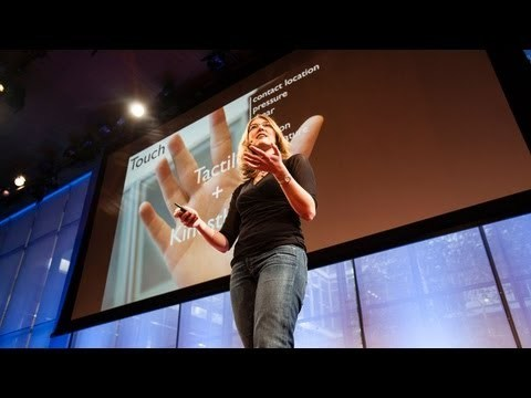 Haptography: Digitizing our sense of touch - Katherine Kuchenbecker