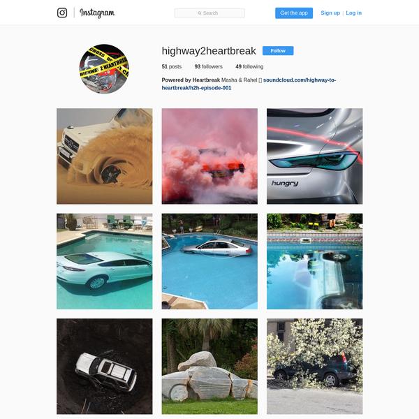 Powered by Heartbreak (@highway2heartbreak) * Instagram photos and videos