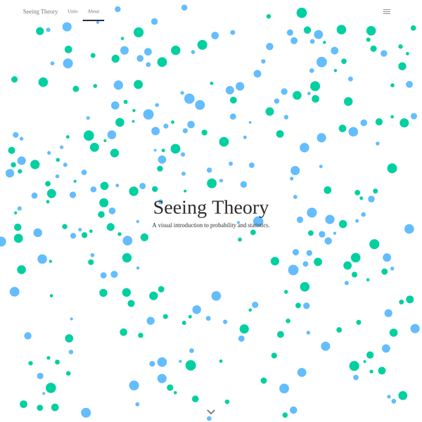 A visual introduction to probability and statistics.