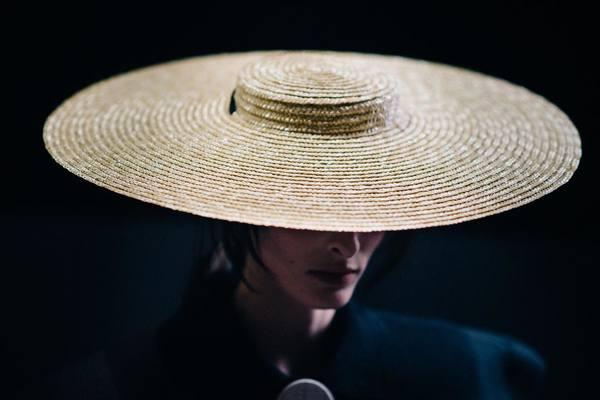 Jacquemus Le Grand Chapeau Santon hat