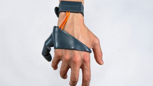 This 'third thumb' is the unnecessary prosthetic of my dreams