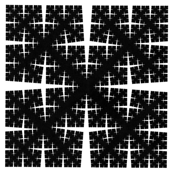 Mandelbrot, Benoit, _The Fractal Geometry of Nature_ [1977] (San Francisco: W. H. Freeman and Company, 1982), p. 65.