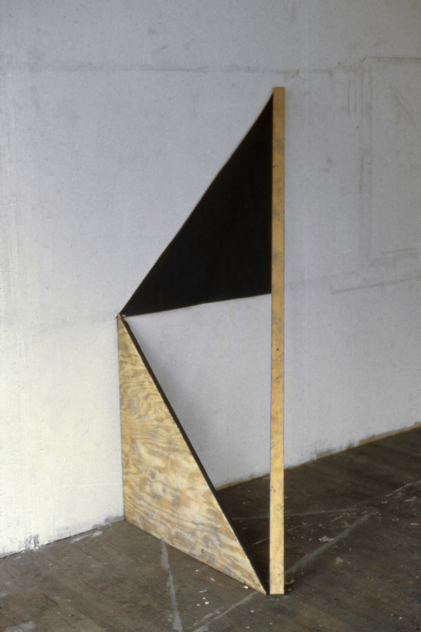 Untitled studio installation